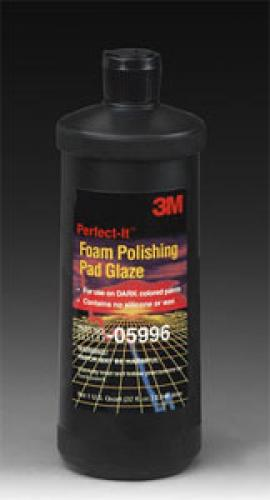 Glaze Perfect It Foam Pad Glaze Dark 5996 32oz 187 Dr