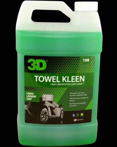 Towel Kleen 108 Gallon Image